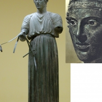 Греческая классическая скульптура (5-три четвери 4 века до н.э.)