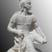 Изготовление скульптур из стеклопластика
