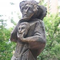 Литье скульптур из бронзы
