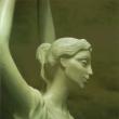 Терпсихора  скульптура  для МГУКИ