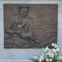 Открытие мемориальной доски русским морякам в Италии