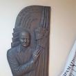 Мемориальная доска основателю театра