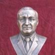 Бюст из бронзы Петра Павловича Бирикова