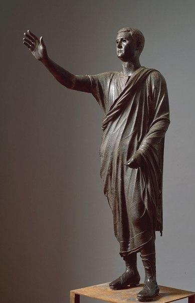 Скульптура Римской Республики (конец 6- конец 1 века до н.э.)