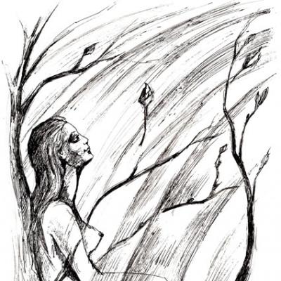 Серия «Весна». Картина №3