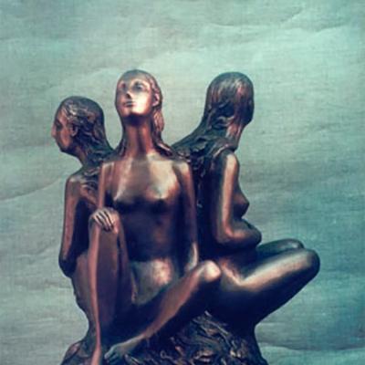 Жизнь  скульптура
