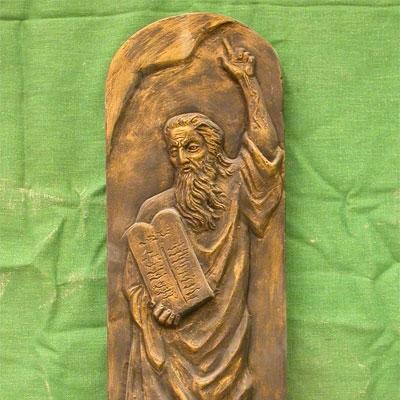 Рельеф «Пророк»