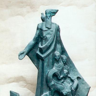 «Ноев Ковчег»  скульптура