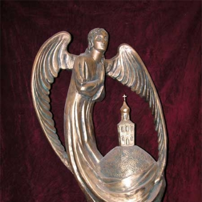 скульптура «Ангел Хранитель»