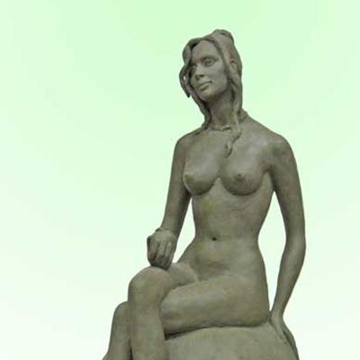Ева  скульптура по фото