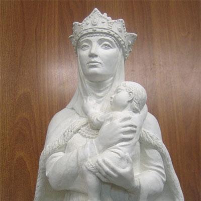 скульптура «Великая Княгиня Московская Евдокия»