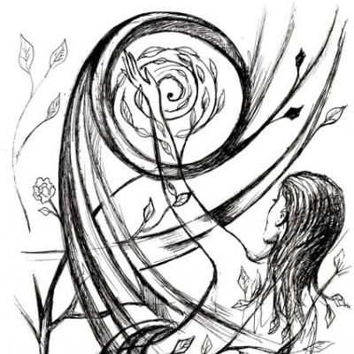 Серия «Весна». Картина №2