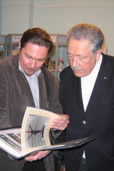 Творческая встреча со Святославом Игоревичем Бэлзой