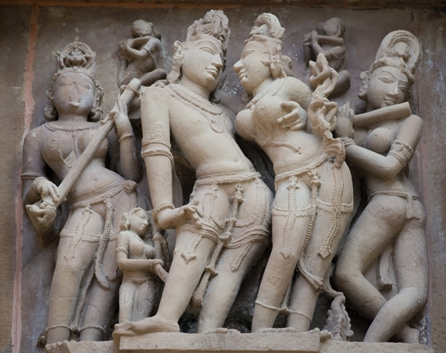 Скульптура средневековой Индии (7-18 века)