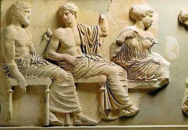 Скульптура высокой классики (450-410-е годы до н.э.)