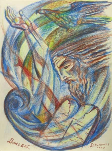 картина «Моисей»