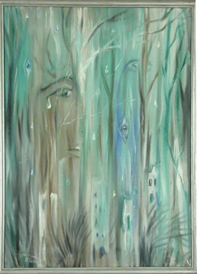 Картина «Дождь»
