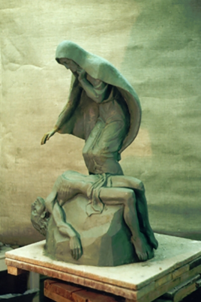 скульптура «Пьета»