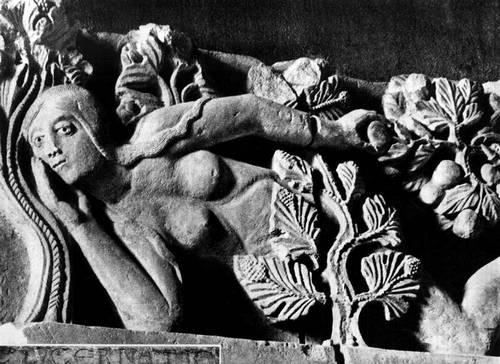 Романская скульптура (11-12 века)