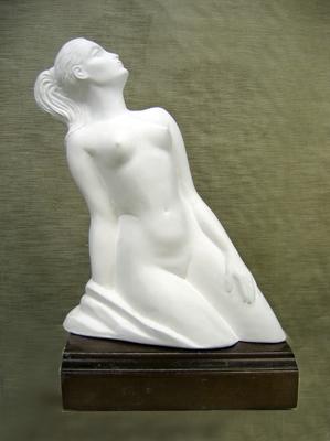 Ожидание встречи  скульптура